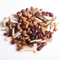Snick - snack - mix Sunde snacks til enhver lejlighed. Se de mange nøddetyper på:  http://www.frugtkurven.dk/noeddekurve/Noedderne