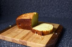 Olive & Blood Orange cake