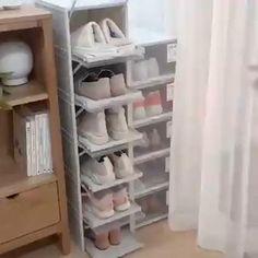 Clutter Organization, Bathroom Organization, Bathroom Storage, Organization Ideas, Diy Storage, Organizing, Shoe Storage Hacks, Cute Storage Boxes, Underwear Organization