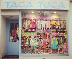 Taca Tuca   ist ein kleiner süßer Kinderladen und Online Shop für Baby-, Kinder- und Jugendbekleidung in Hamburger im Stadtteil Eppendor...