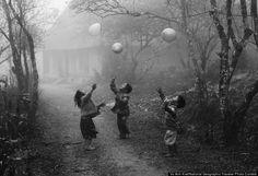 Hmong children in Vietnam