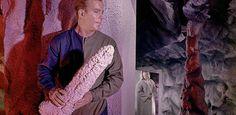 Rare BTS Photos on the Set of the Original Star Trek TV Show