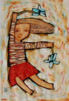 60 Ideas De Rolo Arte Pinturas Ilustraciones