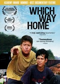 Awesome movie. Sra. Rumph recc'ed. A movie about Immigration in the eyes of children - need to check it out.