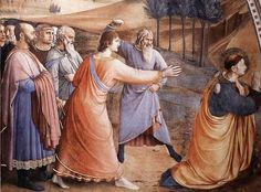 Fra Angelico, Stoning of St Stephen, Cappella Niccolina, Palazzi Pontifici, Vatican