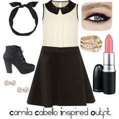 Fifth Harmony's Camila Cabello Style