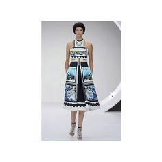 Mary Katrantzou Spring Summer 2013 Ready To Wear Collection – London Fashion Week Runway Fashion, Fashion News, Spring Fashion, Fashion Show, Womens Fashion, Fashion Design, Uk Fashion, Milan Fashion, Latest Fashion