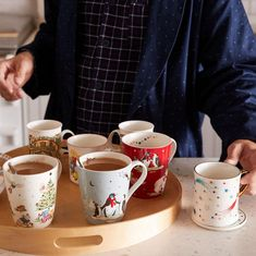 """Cath Kidston on Instagram: """"T'was the night before Christmas, what else is there left to do than put the kettle on? #CathKidston"""" The Night Before Christmas, Cath Kidston, Kettle, Tableware, Instagram, Nightmare Before Christmas, Tea Pot, Dinnerware, Tablewares"""