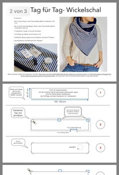 home accessories sewing Halstuch