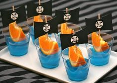 pirate snacks for party
