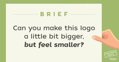 On the Creative Market Blog - 15 Confusing Types of Briefs That Designers Hate With a Passion