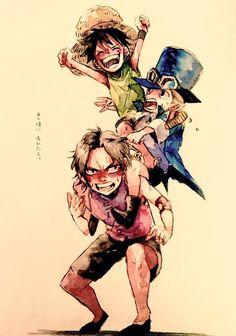 One Piece, ASL