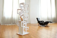 Gallery | Design scratching post - Cat furniture - Design for cats