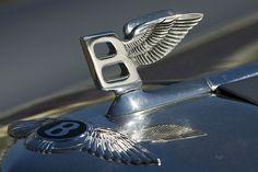 Hood Ornament: Bentley, via Flickr.