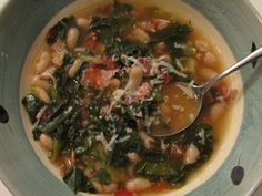 Escarole Cannellini Soup