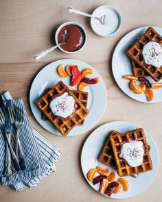 Start This Batter Tonight for the Best Waffles Tomorrow Morning — Delicious Links