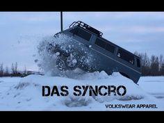 Volkswagen Vanagon Syncro.  Das Awsome. - YouTube