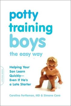 Potty training boys - This might come in handy one day