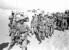 Idf Sol Rs Strating To Move Out Towards Sinai Six Day War The Spanish American War