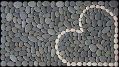 New Zealand Pebbles Door Mat . $240.00