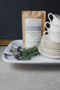 Pacific Coast Lavender Tea    • Made With Only 100% Organic Herbs  • Handcrafted in Spokane, Washington   • Artisan Blend From Winterwoods Tea Company  • Local Northwest Grown Herbs  • Blended by Hand in Small Batches  • Gluten Free/Vegan  • Loose Leaf Bl