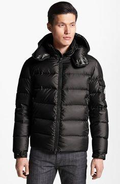 Moncler  Hymalay  Matte Down Jacket available at  Nordstrom Veste Homme,  Coupon De 97fe601cf2c