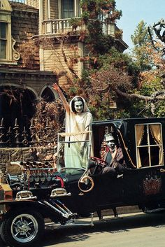 The Munsters, 1960s