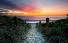 Seascape Photography - Kieran O'Connor Photography - Path To Glory Seascape