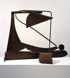 ANTHONY CARO #sculpture #abstract #art