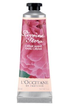 L'Occitane 'Pivoine Flora' Hand Cream available at #Nordstrom