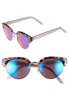 FE NY 'Villager' 50mm Sunglasses available at #Nordstrom