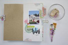 Traveler's Notebook, AKA Gardeners Notebook Entry 01