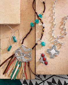 Oasis Earrings | Jewelry by Silpada Designs