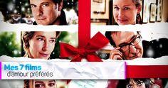 Mes 7 films d'amour préférés