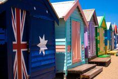 Las playas al sur de Melbourne: St Kilda y Brighton