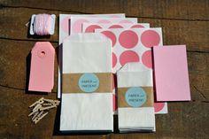 DYI packaging set