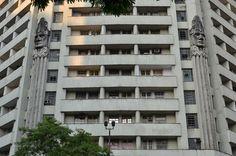 Edifício Acaiaca - Fachada Principal.