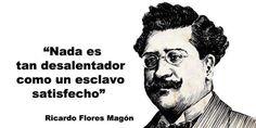 Ricardo Flores Magòn