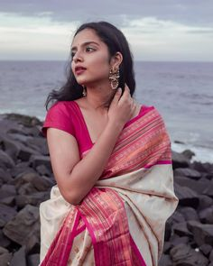 Want to Buy Latest Designer Sarees for Wedding? Shop collections of Latest Designer Sarees at finest price. We offer a wide range of sarees collection with unique designs. Simple Sarees, Trendy Sarees, Stylish Sarees, Indian Silk Sarees, Indian Beauty Saree, Kanjivaram Sarees Silk, Bengali Saree, Bollywood Saree, Bollywood Fashion