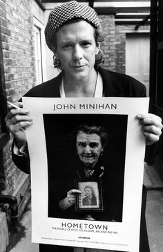 Mickey Rourke | by John Minihan, London c1987 Somewhere in my research Mick bought a home in Ireland..