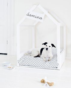 cute doggie daybed