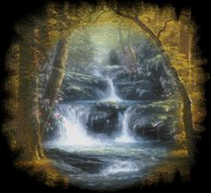 Waterfall Moving Pictures