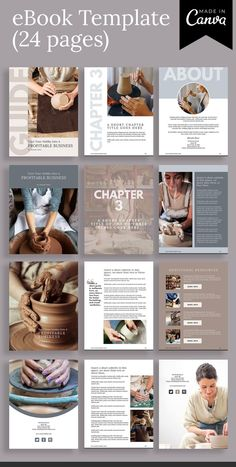 EBook Template. Canva Template. Content Upgrade. Lead Magnet | Etsy Online Graphic Design, Graphic Design Programs, Graphic Design Tools, Tool Design, Design Design, Design Posters, Cover Design, Layout Design, Print Design