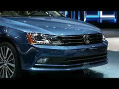 2015 VW Jetta - 2014 New York Auto Show