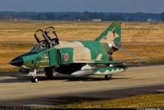 JASDF 航空自衛隊, McDonnell Douglas RF-4E Kai Phantom II