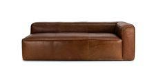 Mello Taos Brown Right Arm Sofa