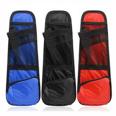 Honana HN-X4 Seat Side Organizer Car Drink Phone Hanging Holder Storage Bag Car Accessories