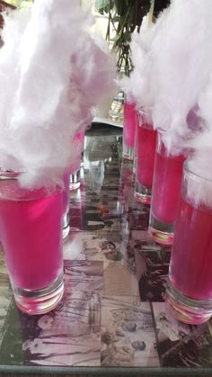 Candy Floss Jelly