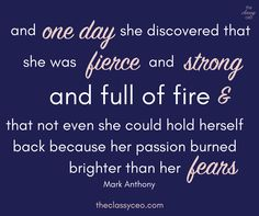 Happy International Women's Day  So thankful for strong women who live their passions every day  Entrepreneur | quote | female | strong | international women's day |