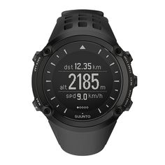 Suunto Ambit Black.. Serious GPS watch for trail running..